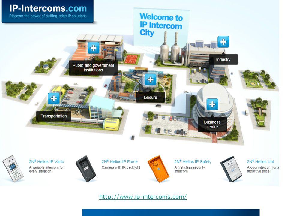 2N IP-Intercoms City http://www.ip-intercoms.com/