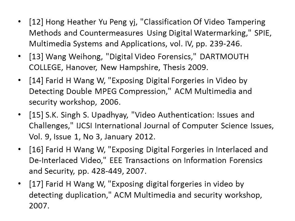 [12] Hong Heather Yu Peng yj,