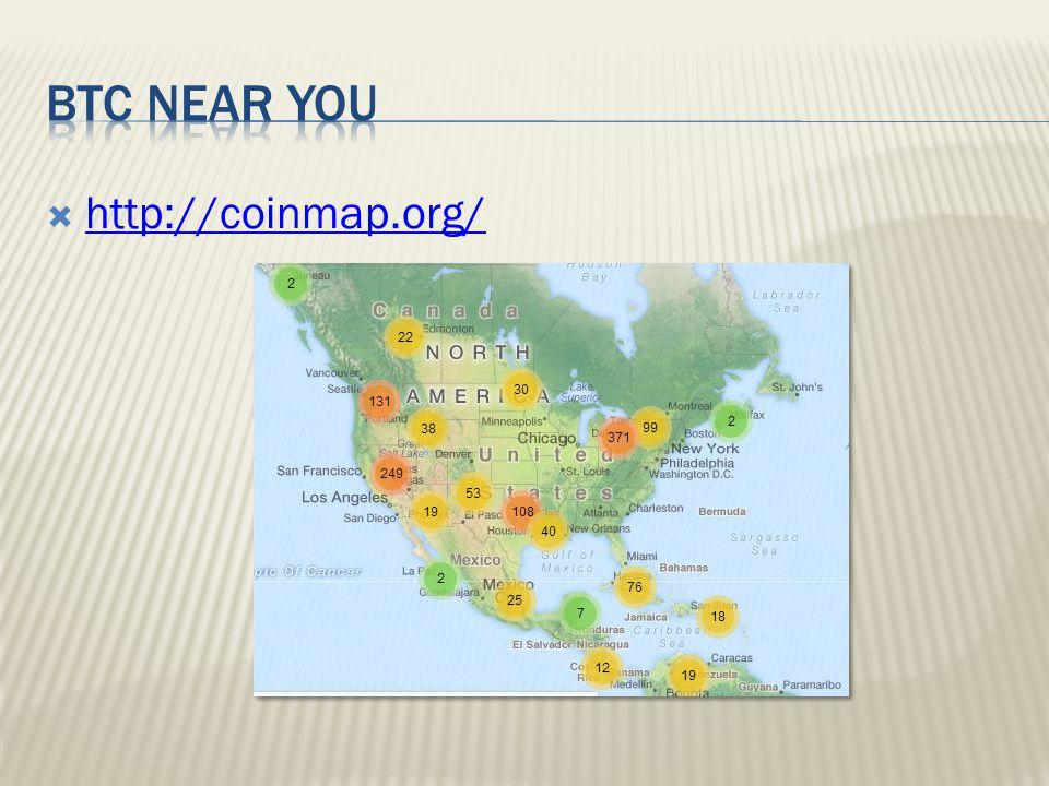  http://coinmap.org/ http://coinmap.org/
