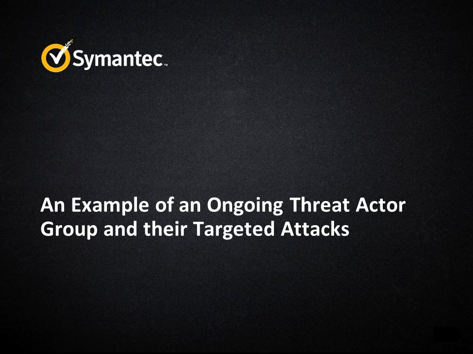 An Example of an Ongoing Threat Actor Group and their Targeted Attacks