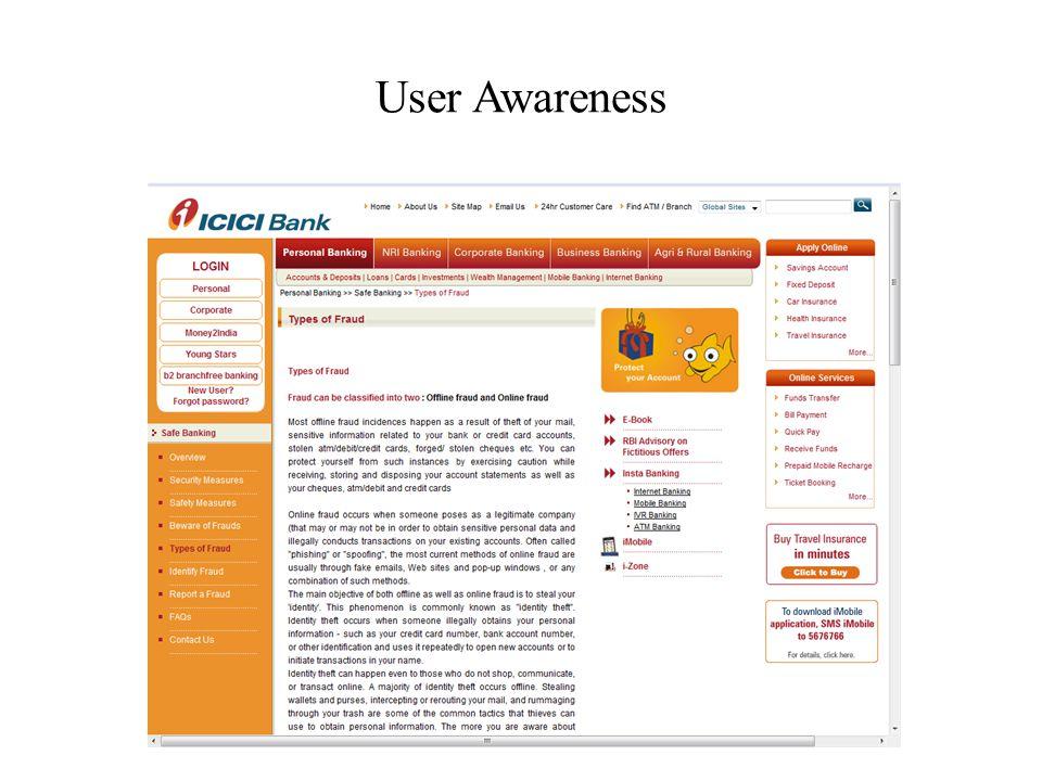User Awareness