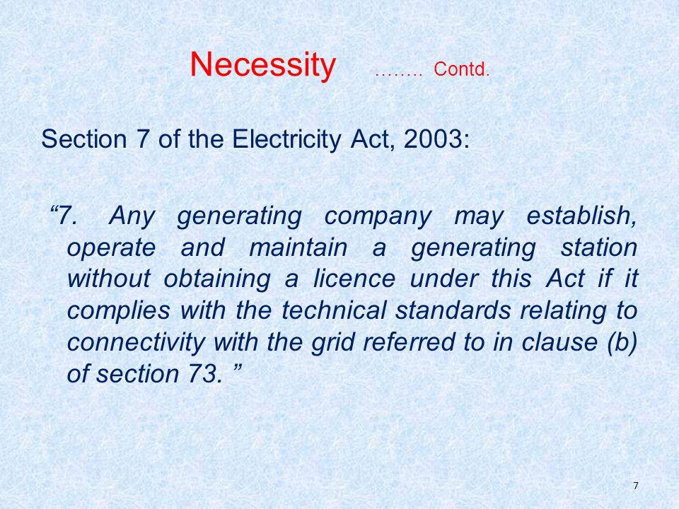 Regulations on Installation & Operation of Meters 38