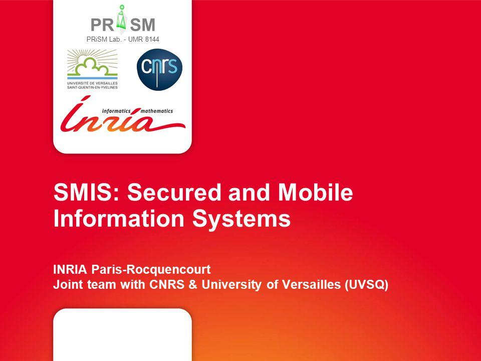 PR SM PRiSM Lab.