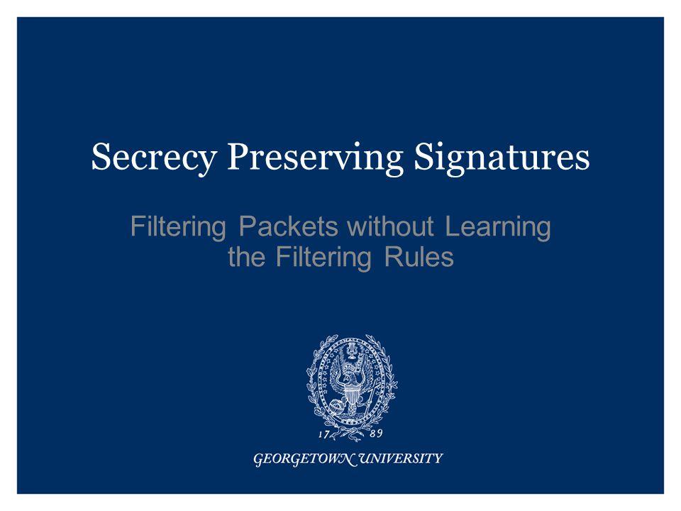 2 Preventing Attacks with Filtering Inbound Traffic Filtered Traffic Blocked Traffic Commodity FW Threat Signatures