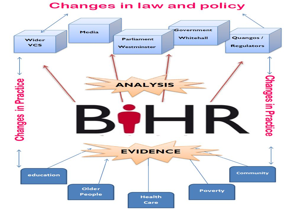 Why is a UK Bill of Rights a BIHR issue.