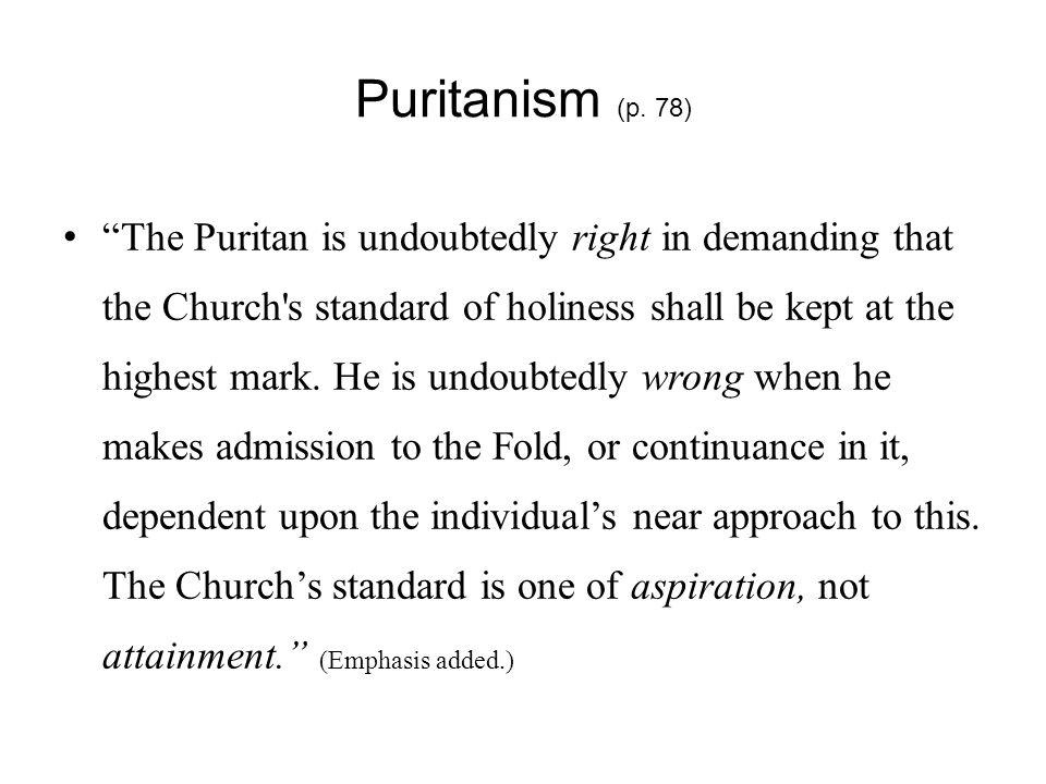 Puritanism (p.