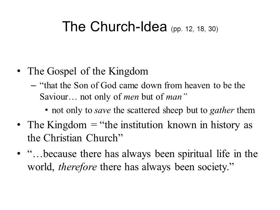 The Church-Idea (pp.