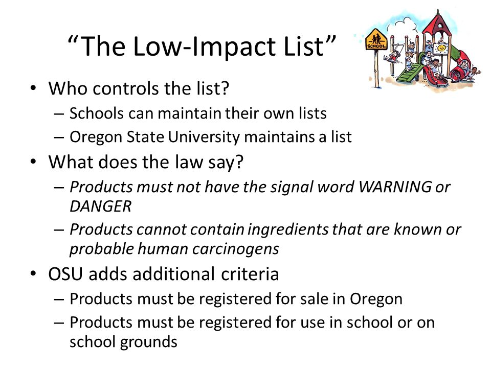 … these are not the correct approaches to the pesticide component of an IPM program.
