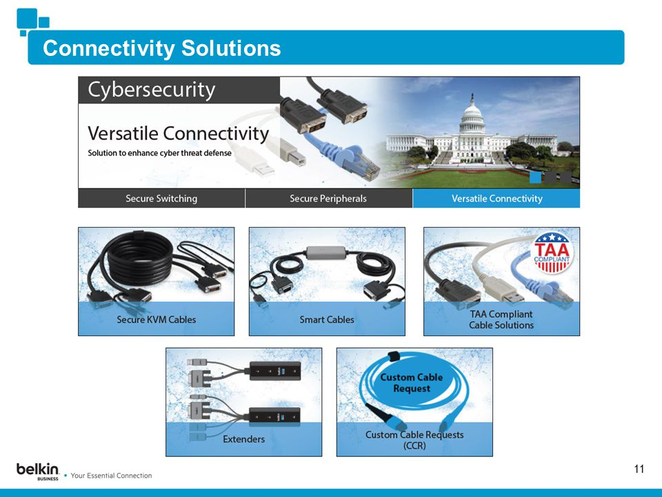 Connectivity Solutions 11