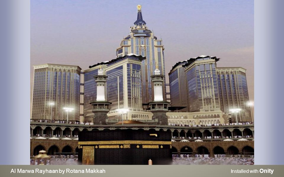 Al Marwa Rayhaan by Rotana Makkah Installed with Onity