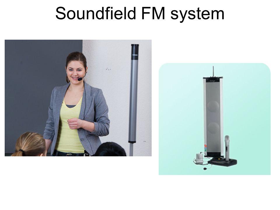 Soundfield FM system