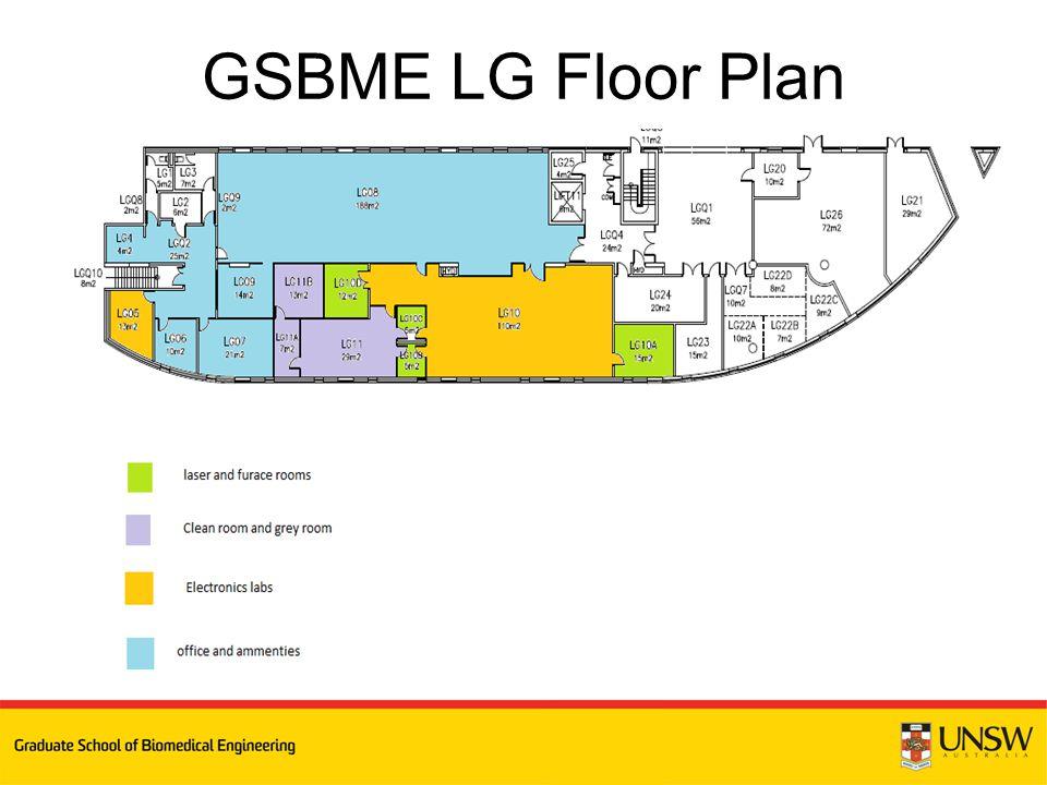 GSBME LG Floor Plan