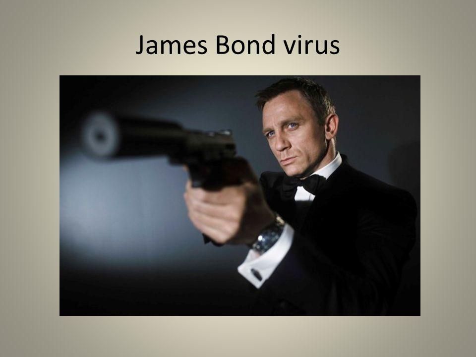 James Bond virus