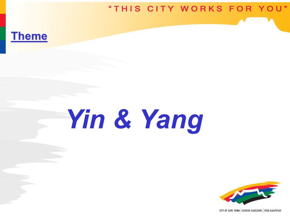 Theme Yin & Yang