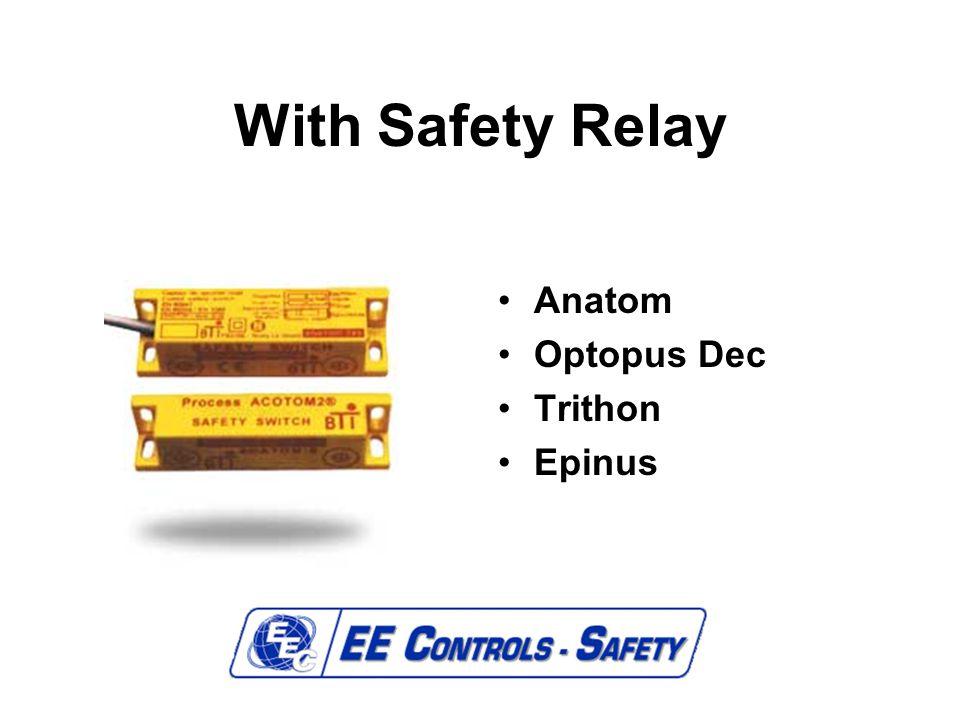 With Safety Relay Anatom Optopus Dec Trithon Epinus