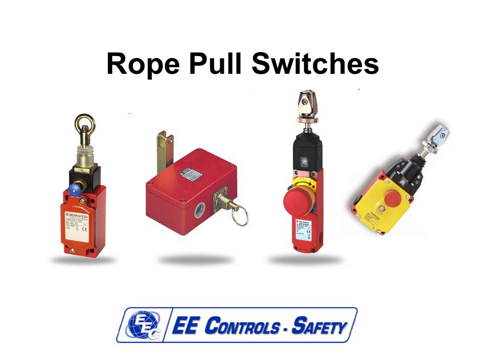 Rope Pull Switches