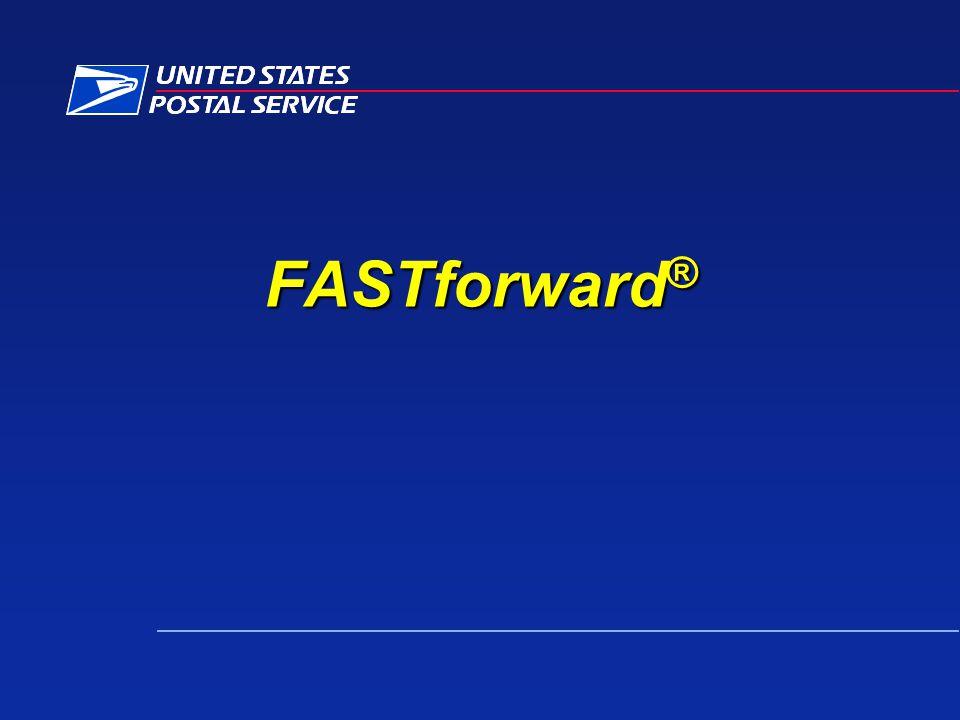 FASTforward ®