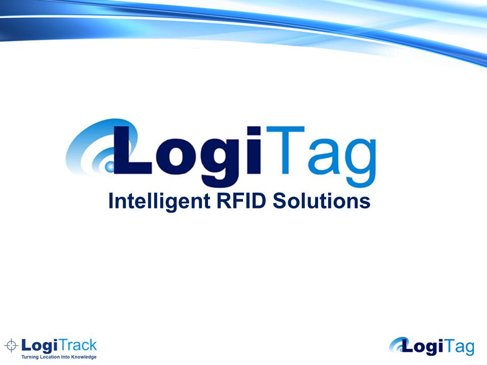 Intelligent RFID Solutions