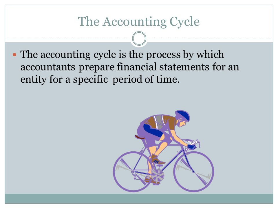 THE ACCOUNTING CYCLE A DAC 501: FINANCIAL ACCOUNTING PRESENTATION. BY HERICK ONDIGO SCHOOL OF BUSINESS, UoN