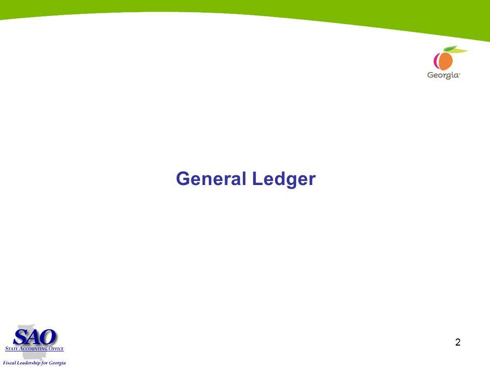 2 General Ledger