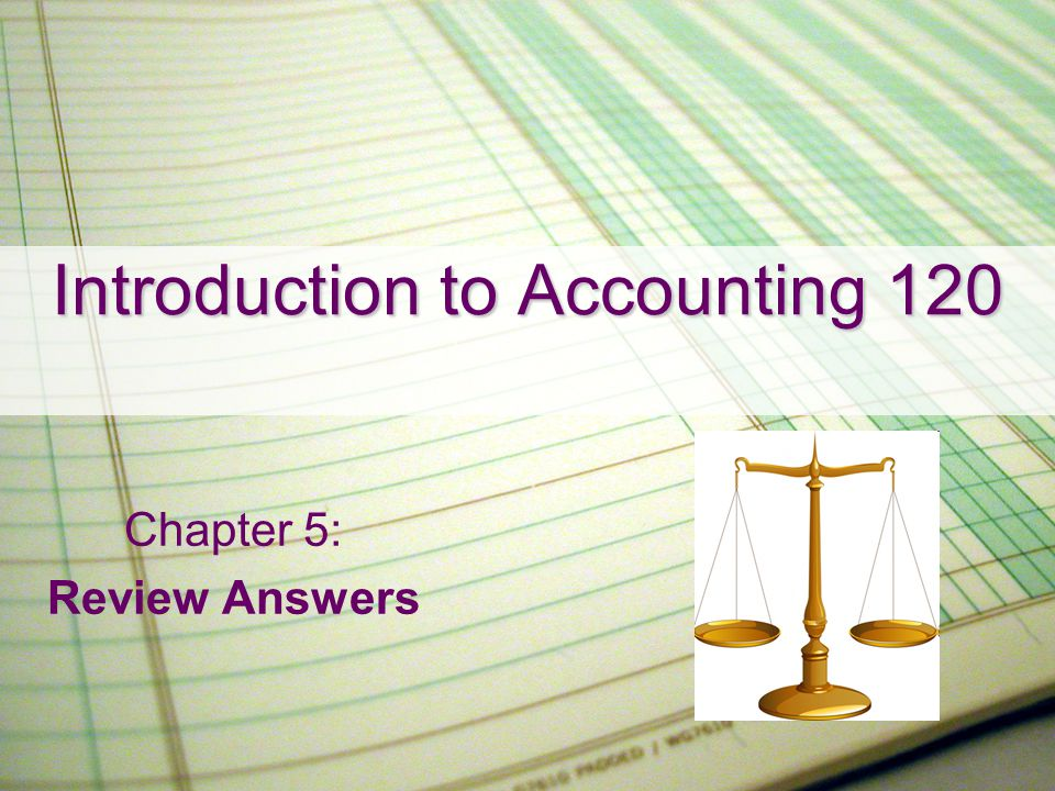 Section Review: Page 131 – 4pts 1.The new accounts are revenues, expenses and drawings.