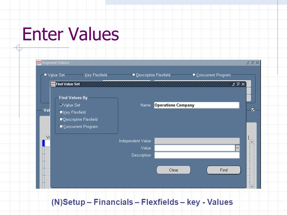Other - Calendar Validation Report (N)Setup – Report - Run