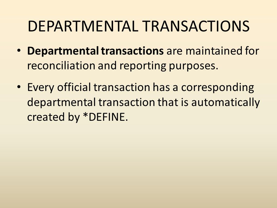 Posting Transactions LP6 = Lists provisional transactions – 4 at a time.