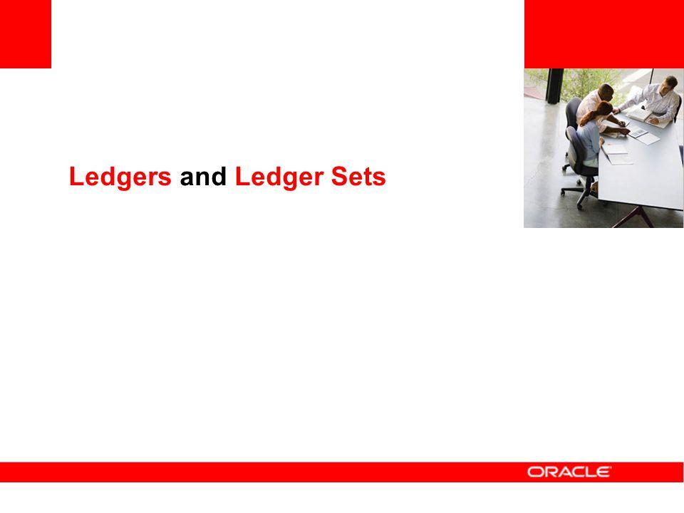 Ledgers and Ledger Sets