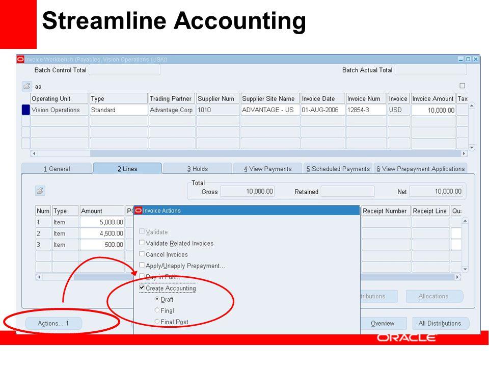 Streamline Accounting
