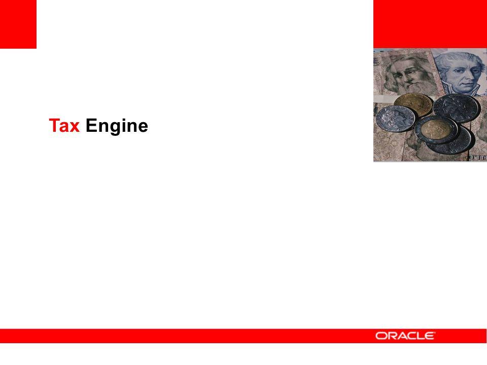 Tax Engine