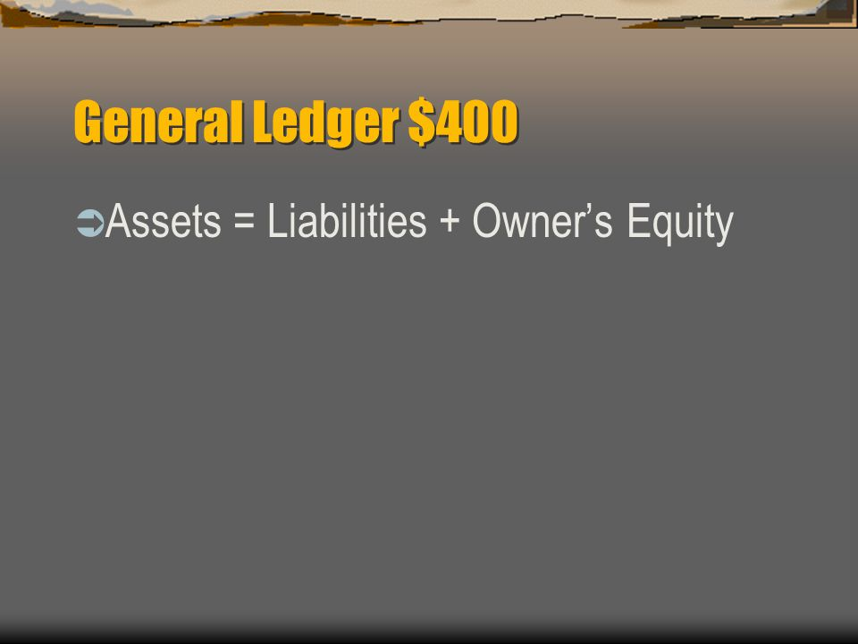 General Ledger $300  What are the two steps required to open an account with a zero balance
