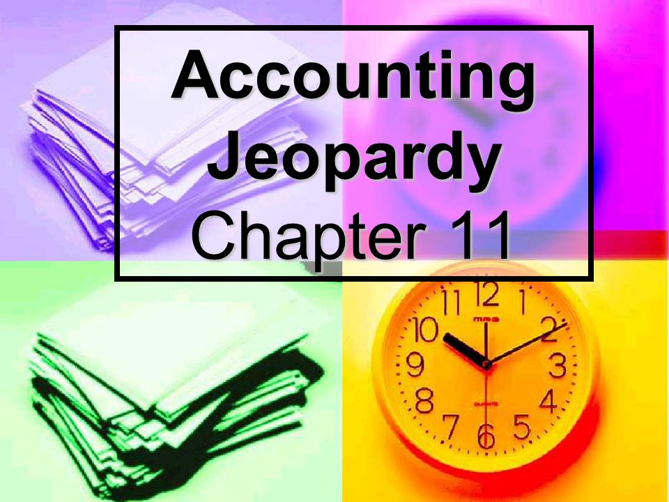 Accounts Payable $400 What is at the end of each month? What is at the end of each month?