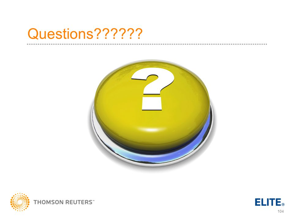 104 Questions??????
