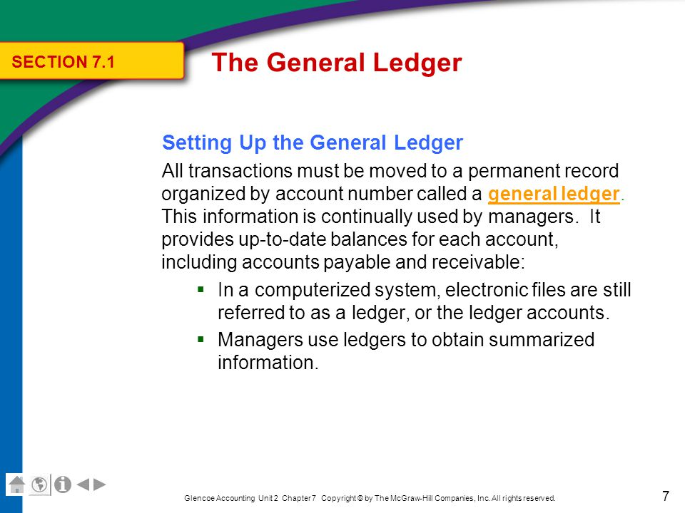 18 Computing a New Account Balance A new account balance is computed each time a transaction is posted to an account.