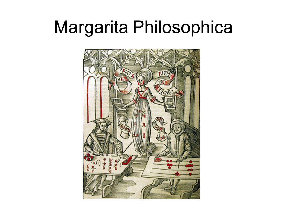 Margarita Philosophica