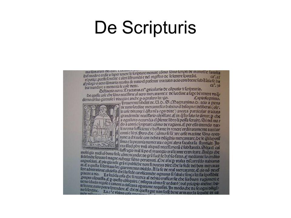 De Scripturis