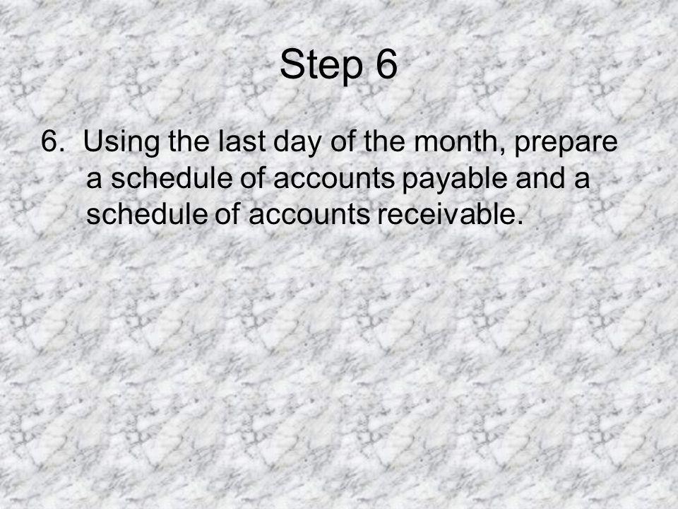 Step 6 6.