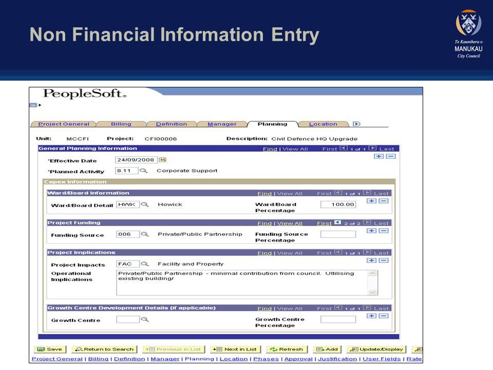 Summary Accounts Tree