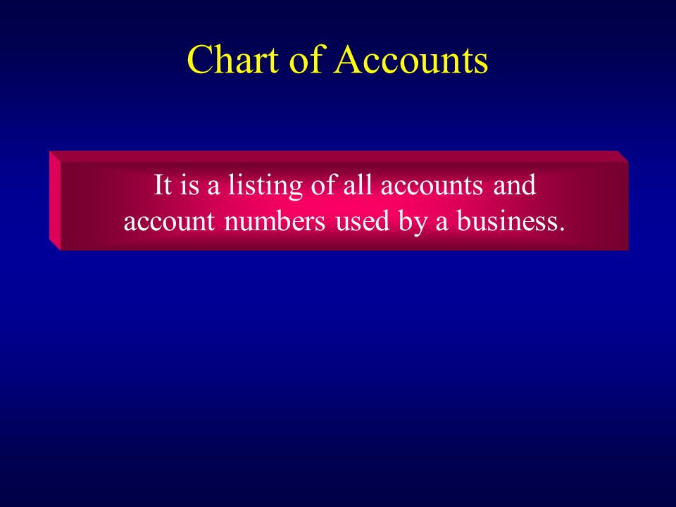 Trial Balance A trial balance lists all accounts with their balances – assets first, followed by liabilities, and then stockholders' equity.
