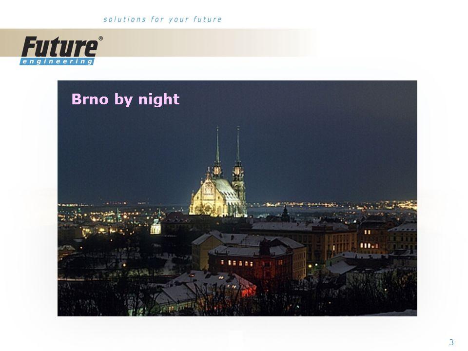 3 Brno by night