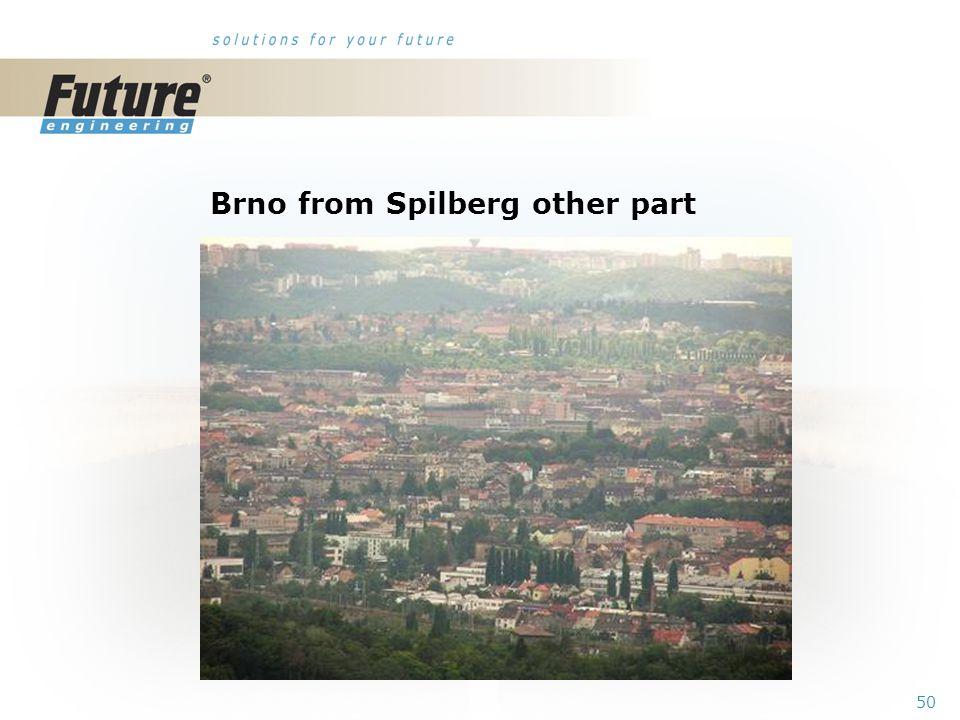 49 Brno from Spilberg