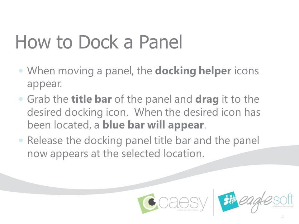 Docking Helper Icons 5