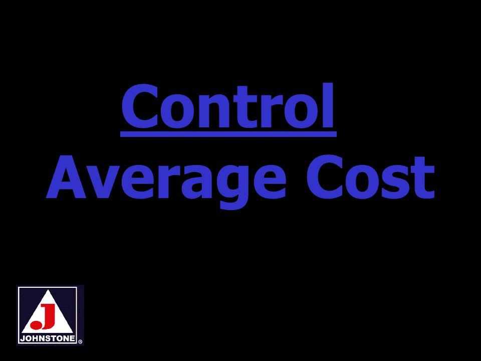 Control Average Cost