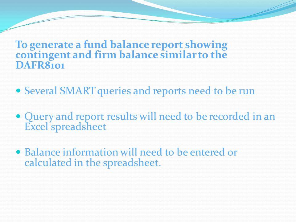 Example KHPA's Fund Balance Report KK