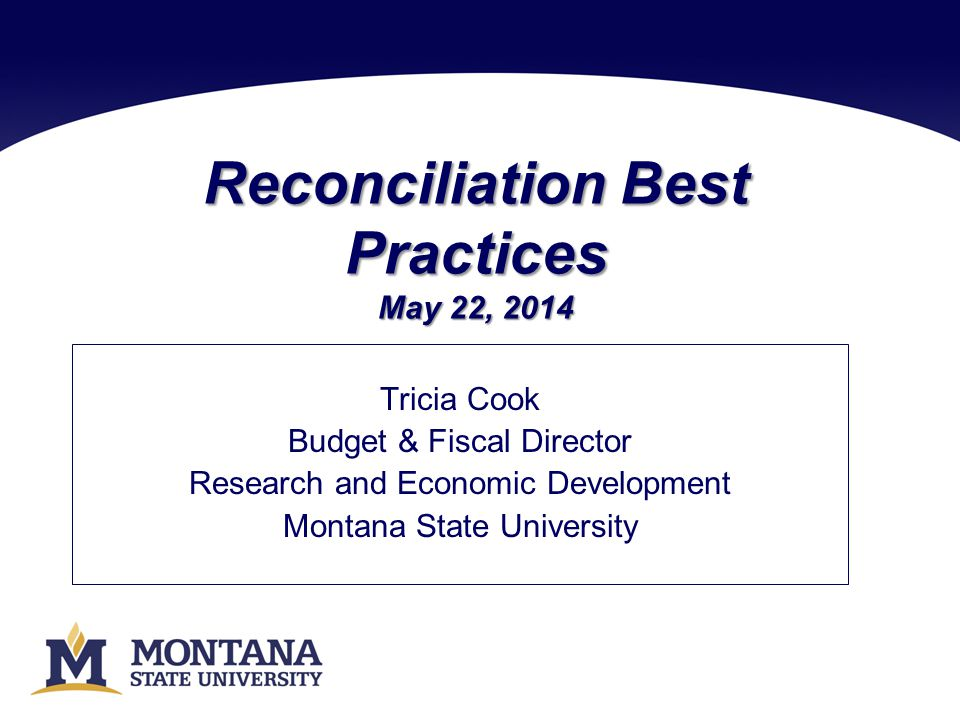 What Does Reconcile Mean in Accounting Terms.