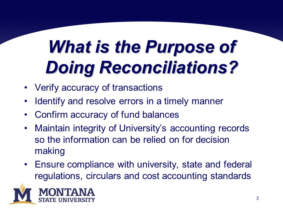 How Often Should Reconciliations be Done.
