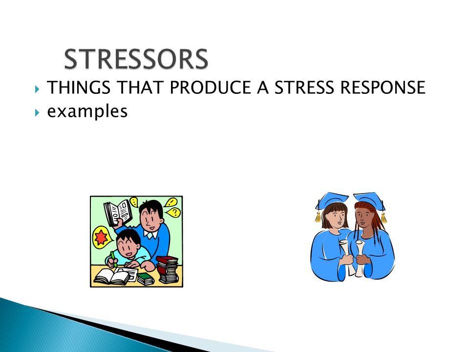  BAD STRESS  NEGATIVE STRESS