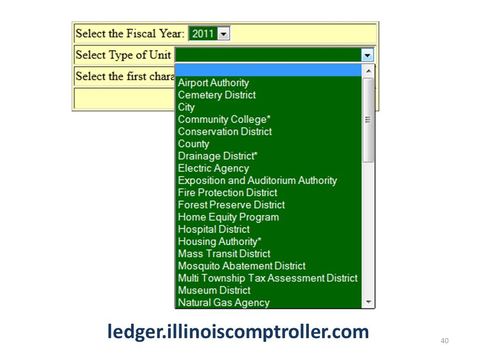 ledger.illinoiscomptroller.com 40