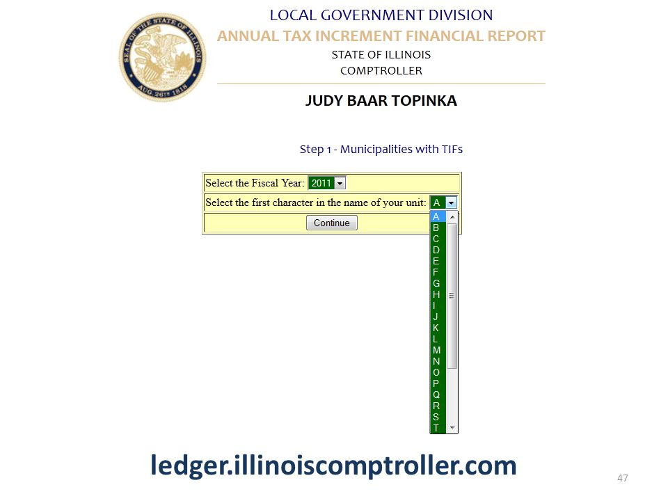 ledger.illinoiscomptroller.com 47