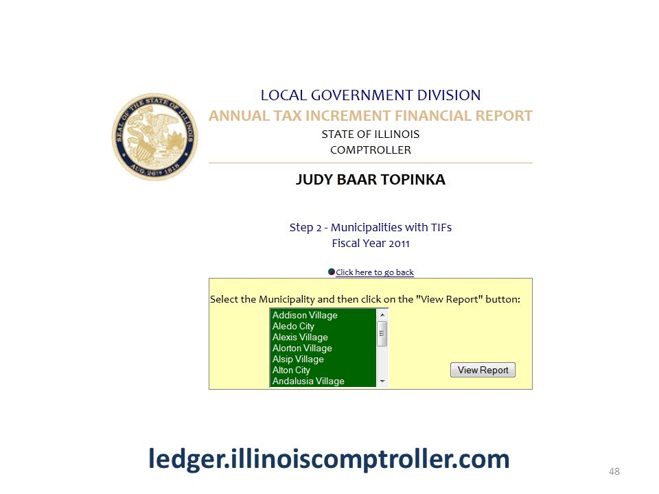 ledger.illinoiscomptroller.com 48